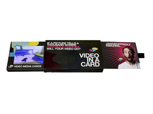 Video brochures flip open video business cards with 24 lcd flip open video business cards with 24 lcd screen colourmoves